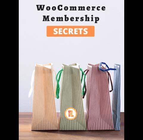 WooCommerce Membership SECRETS